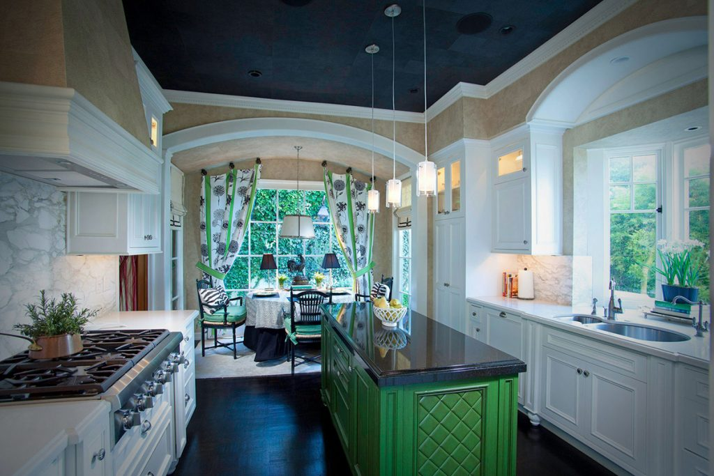 PVE Dramatic Kitchen Remodel by KeyVision
