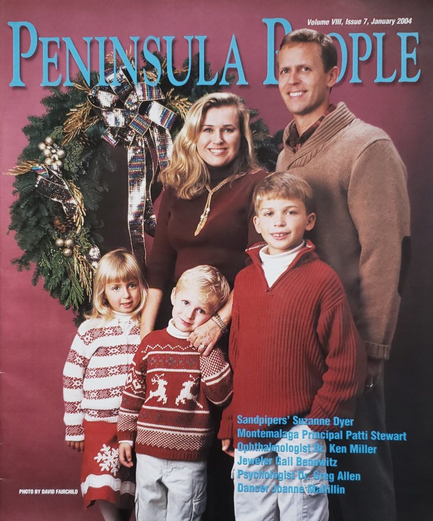 Peninsula People Cover 2004