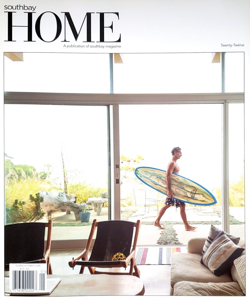 SouthBay Home Magazine-Cover_2012